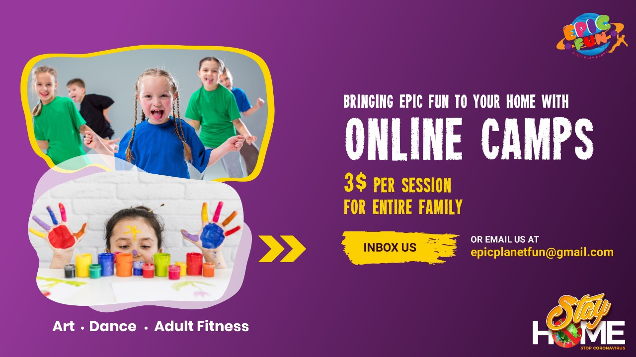 Virtual / Online Camps