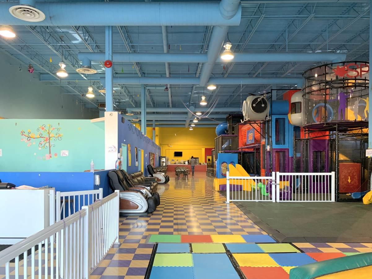 indoor playgrounds games
